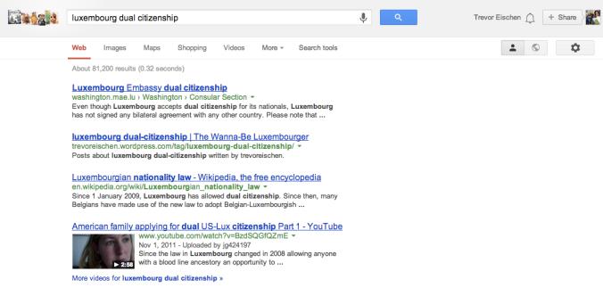 2nd on Google